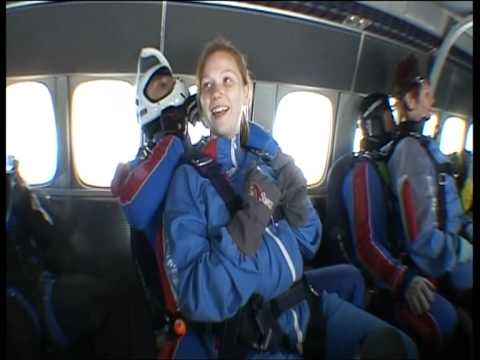 Jumping Out of a Plane, Ya'll!!