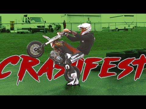 Pitbike Crashfest