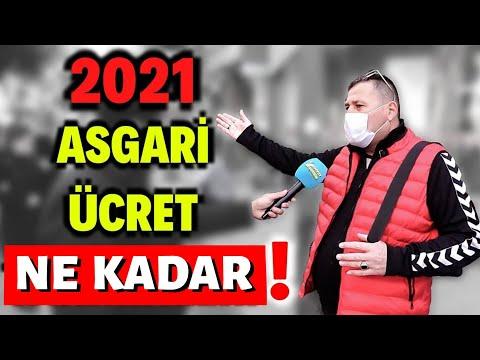 2021 Asgari ÜCRET ne kadar Olacak ? Vatandaşın İstekleri ve Tahminleri...