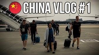 Matka Kiinaan alkaa // KIINA VLOG #1