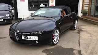 Alfa Romeo Spider 2009 Videos