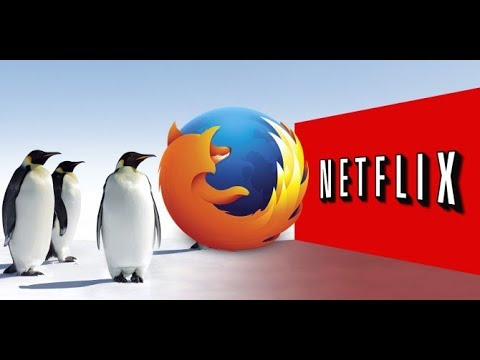 Problems running Netflix on Linux
