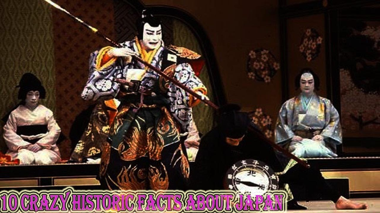 Crazy Historic Facts About Japan