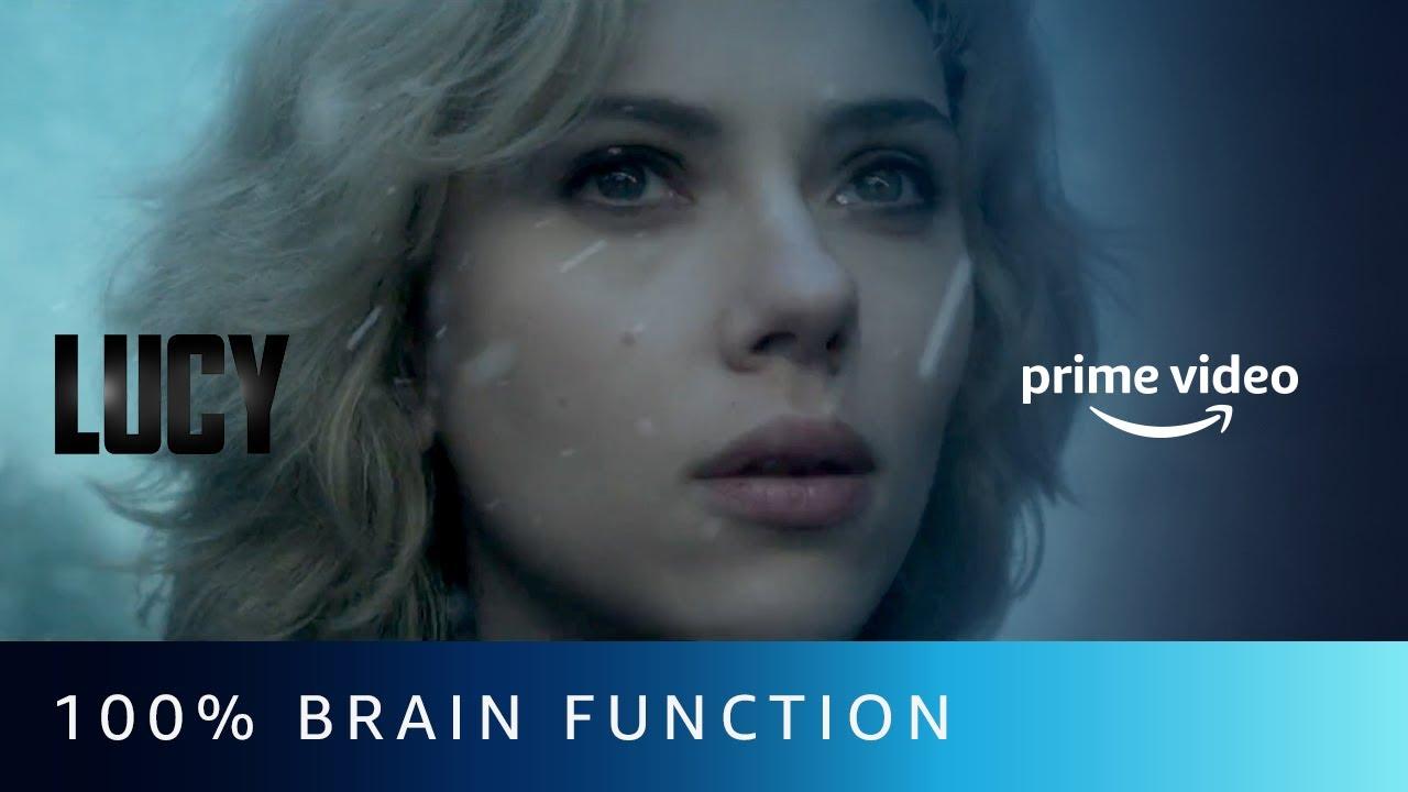 Download 100% Brain Usage   Lucy   Scarlett Johansson, Morgan Freeman   Amazon Prime Video