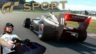 Супер Формула в Gran Turismo Sport