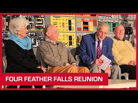 Four Feather Falls Interview with Nicholas Parsons, David Graham, Denise Bryer & David Elliott