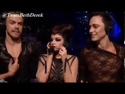 Bethany Mota & Derek Hough - Live Access - Week 7 - DWTS