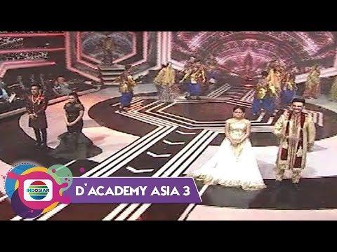 Highlight D'Academy Asia 3 - Top 4