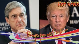 Breaking News One -  Trump says he is not considering firing Mueller