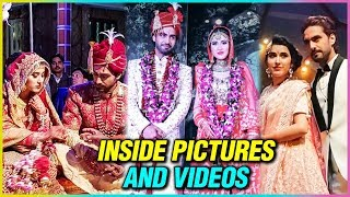 Sheena Bajaj And Rohit Purohit Full Wedding Photos And Video