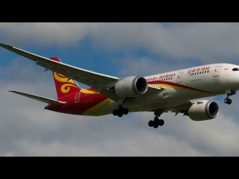 Hainan Airlines and HNA Group - New power in the Chinese aviation