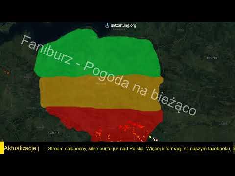 Archiwum Live 23 02 2020 Mapa Pogodowa Polski I Niemiec Na Zywo