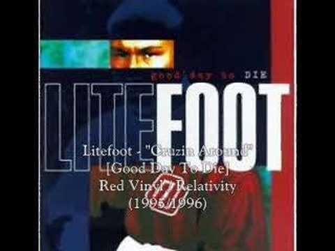 """Litefoot - """"Cruizin' Around"""" (OOP)"""