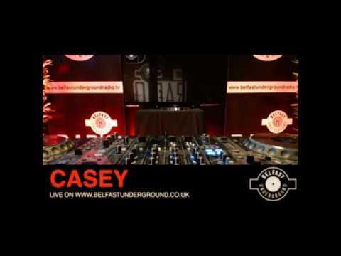 Mark Casey Belfast Underground Radio Janurary 2018 DJ  Mix