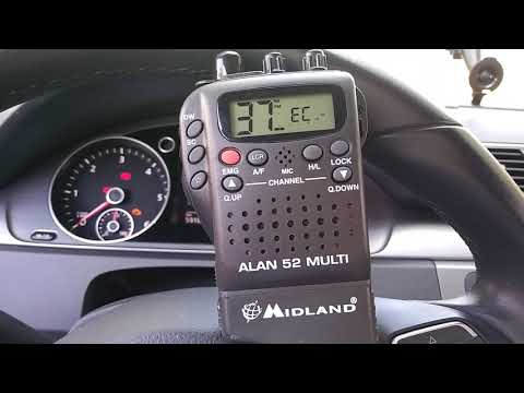 CB DX - signals from NL & DE audible near Sofia, Bulgaria