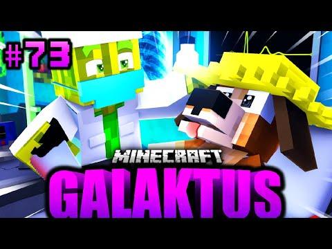 BILLY MUSS ins KRANKENHAUS?! - Minecraft GALAKTUS #73 [Deutsch/HD]