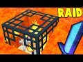 FIRST RAID ON THE NEW SERVER!  | Minecraft FACTIONS #843