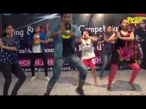 practice time.....! Radha nachegi song  (Choreography By Rahul)