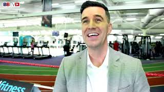 AMIR KHAN WORKING WITH TOTAL FITNESS BOLTON | PAUL McNICHOLAS