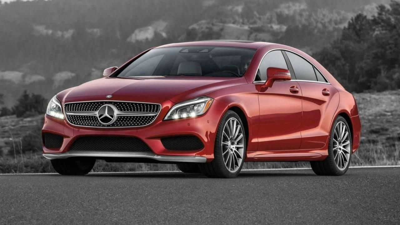 Mercedes Benz Cls Cl 2017 Car Review