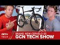 Brand New Cervelo S5 & Retro Bike Special | GCN Tech Show Ep. 40