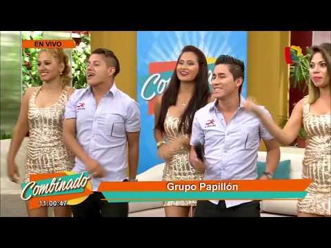 Orquesta Papillon Cuerpo de Sirena en Panamericana TV