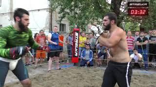 АШОТ СОКРУШИТЕЛЬ против Бородача !! Борцуха !!
