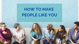 How to Make People Like You | Meditation
