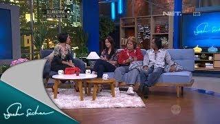 Mandra, Suti Karno, dan Maudy Koesnaedi Reuni