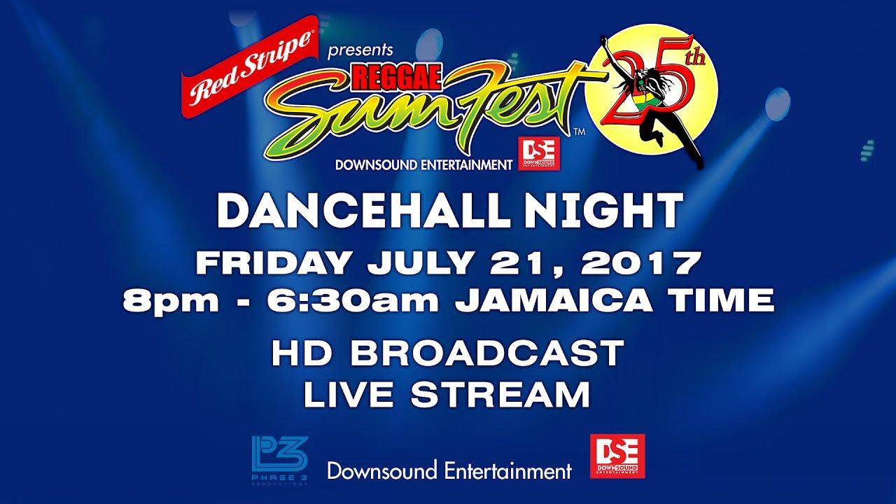 SUMFEST 2017   Reggae Sumfest   Page 3