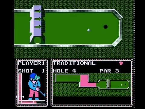 NES Longplay [784] Mini-Putt (Fan Translation)
