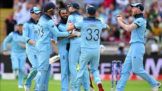 ICC World Cup Semi-Final: England VS Australia  (Part 1/2) - BBC TMS Commentary