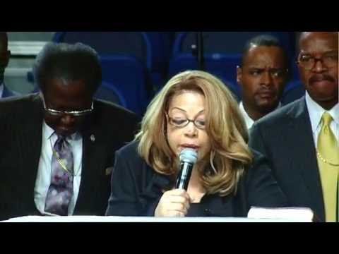 COGIC 109th Holy Convocation Countdown Dr. Rita V. Womack There Is Something In This Struggle!