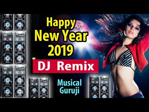 New Year 2019 DJ Remix Song Whatsapp Status || Happy New Year 2019 || Dj Remix