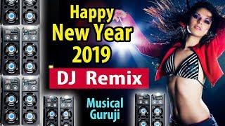 New Year 2019 DJ Remix Song Whatsapp Status || Happy New Year 2019 || Dj Remix