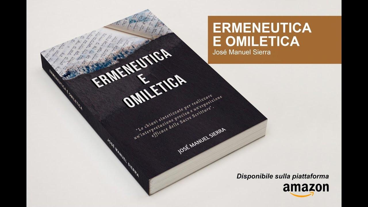 """Puoi acquistare il libro di """"Ermeneutica e Omiletica"""""""
