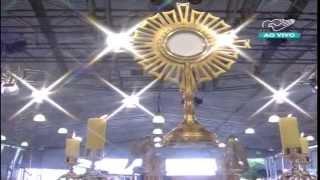 Adoração ao Santíssimo Sacramento - ACAMPAMENTO FORTES NA TRIBULAÇÃO
