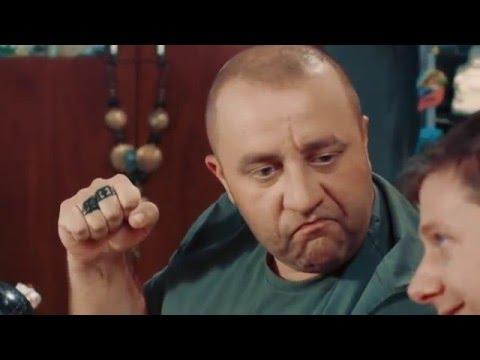 Уголовник со свидетелем собрались в Турцию — На троих — 46 серия thumbnail
