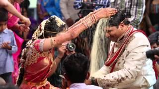 vamsi wedding highlights