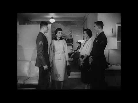 Women Marine Recruiting Film - 1940s