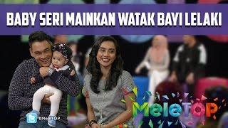Download Video Baby Seri Pegang Watak Bayi Lelaki Dalam 'Sayang Papa Saya Tak?' - MeleTOP Episod 219 [10.1.2017] MP3 3GP MP4