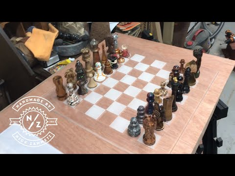 The Ketchup Update - The Chess Challenge & More...