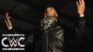 بالفيديو- مصطفى علي أول مصارع مسلم في WWE: رفضت تجسيد الإرهابي بداخل الحلبة