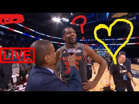 807d8244b2b5 Kevin Durant And Russell Westbrook Friends Again!!   JEC - YouTube