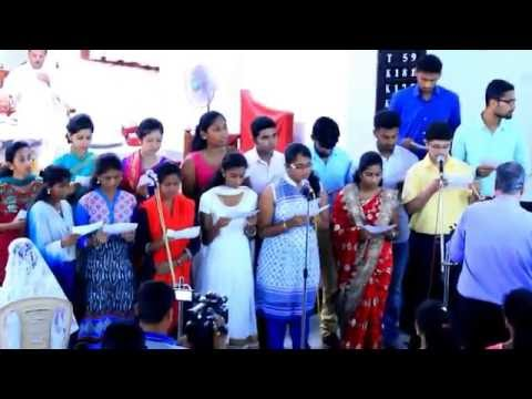 C.S.I. Unity Church, Mulki- Confirmation 2016, Youth Special Song