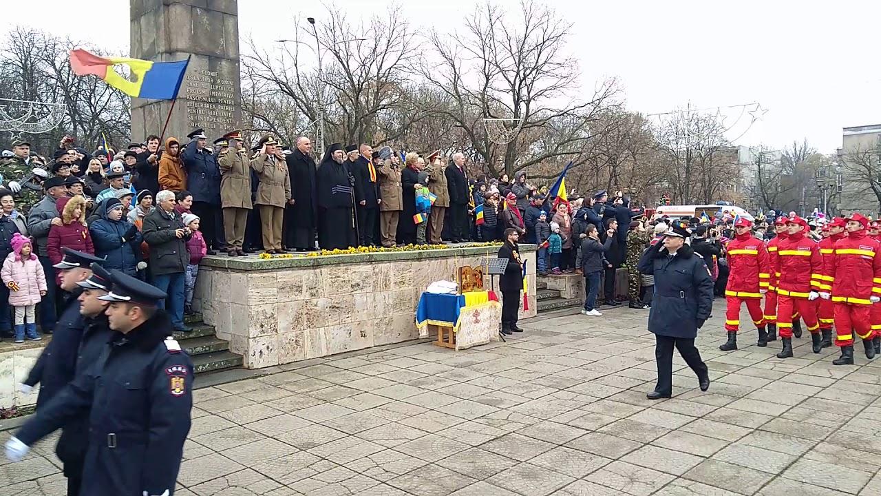 eBihoreanul.ro - Defilarea Detasamentului de Onoare, de Ziua Nationala in Oradea