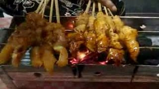 Cara Membuat Sate Ayam(how To Make Chicken Satay-indonesian Food)