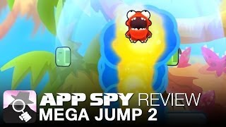 Mega Jump 2 | iOS iPhone / iPad Gameplay Review - AppSpy.com