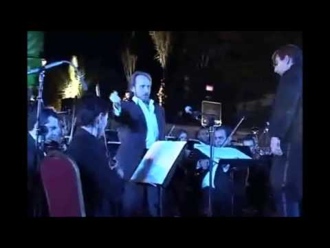 Opera Singing With Marc-Antoine d'Aragon & SNSO in Damascus