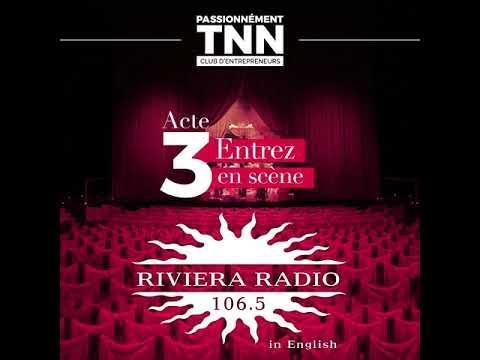Benjamin MONDOU au micro de Riviera Radio - 28/09/2018